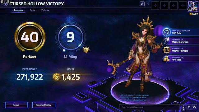 Level 9 Li-Ming