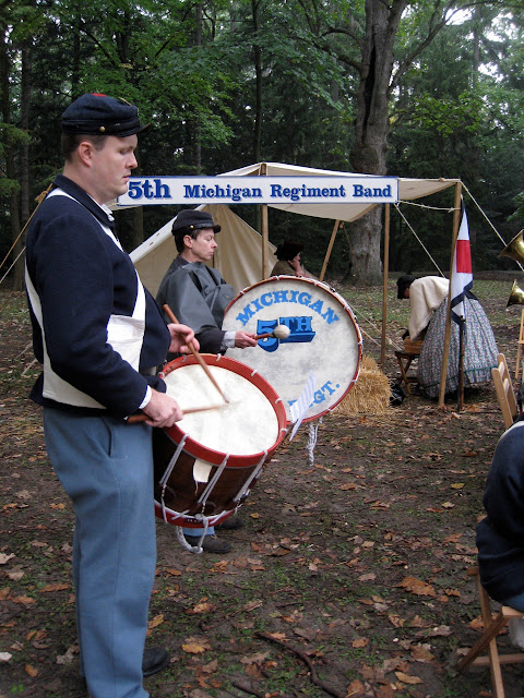 Percussion unit of 5th MI