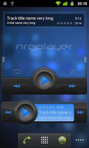 玩免費音樂APP|下載NRGplayer Base皮膚 app不用錢|硬是要APP
