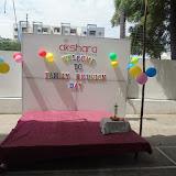 "Family Re-Union day"" for Pre-Primary in PP-Block held at   Akshara international school, L.B.Nagar.o"