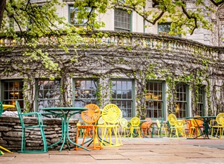 Union Terrace in Madison, WI