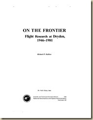 On the Frontier–Flight Research at Dryden_02