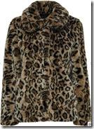 Selected Femme Leopard Print Jacket