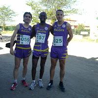 Media Maratón de Cuatro Calzadas