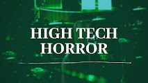 High Tech horror free music for use