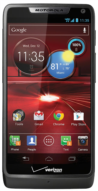 Android Jelly Bean leaks for the Motorola Droid RAZR M