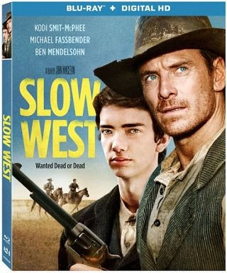 Slow West - Torrent (2015) BluRay 1080p Legenda Fixa Download