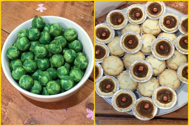 tasty christmas treats from marks and spencer