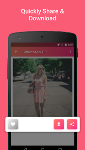 DP for WhatsApp (All type DP) - náhled