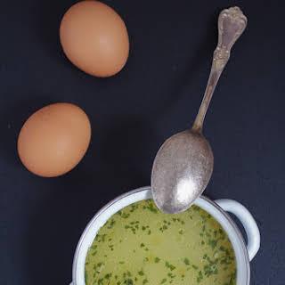 Egg Drop Soup Recipe (Supica od Jaja).