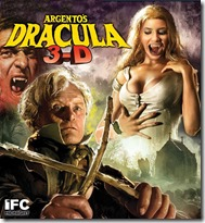 Dracula 3D graphic