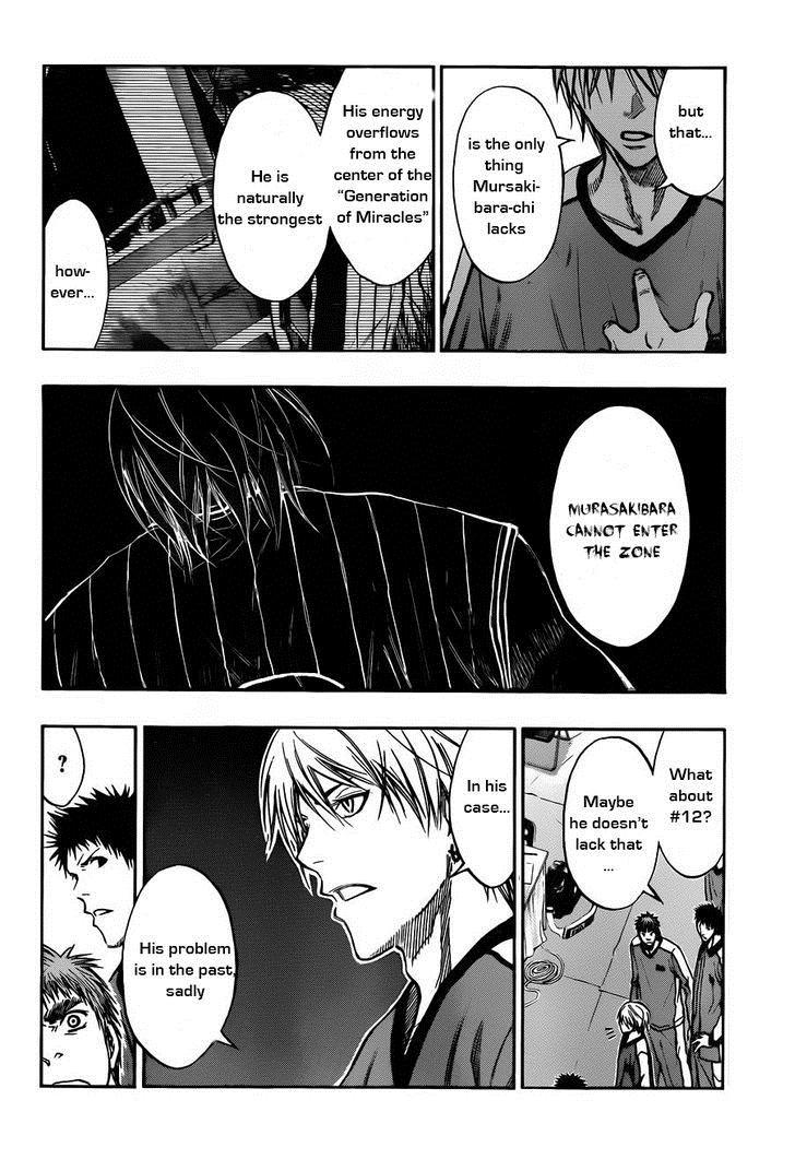 Kuroko no Basket Manga Chapter 165 - Image 06