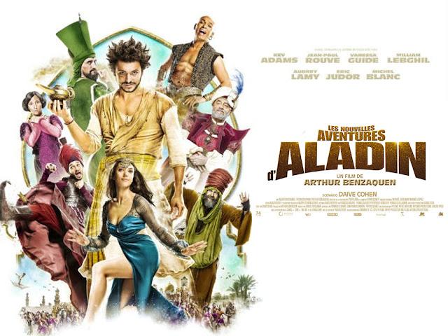 Αλαντίν: Οι Νέες Περιπέτειες (Les nouvelles aventures d'Aladin) Wallpaper