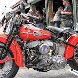 Old School Bike Show - Thunder Beach Spring Rally 2013