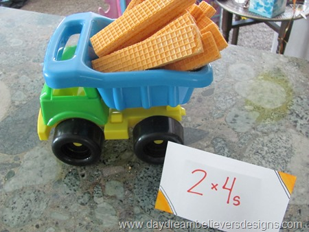 Construction Truck  Work Site 3rd Birthday Party DIY details at www.daydreambelieversdesigns.com
