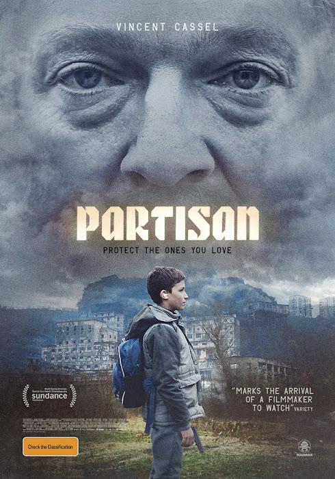 Ο Παρτιζάνος (The Partisan) Poster