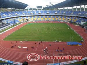 Stadion Utama Palaran Markas Persisam