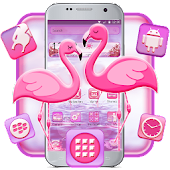 Flamingo Romantic Theme