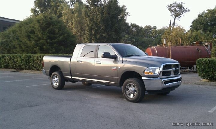 2012 Ram 2500 Mega Cab Specifications, Pictures, Prices