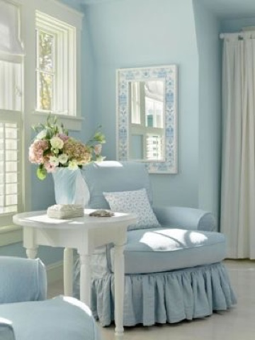 Home Living Powder Blue