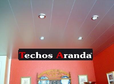 Foto de techos baños Madrid