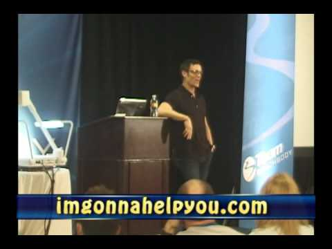 Tony Horton At Beachbody Summit, Tony Horton