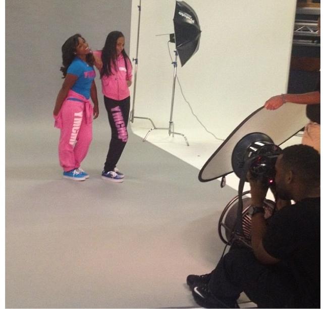 lil wayne daughter gets her own clothing line pinkdope