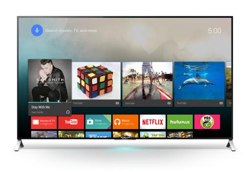 Tổng hợp app apk cài được cho dòng Tivi Android Sony 2015-2016