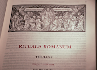 Book Notice: Reprint of the Rituale Romanum