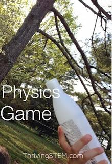 Physics Game: Bottle Toss