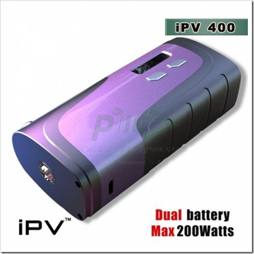 123 g 1463362981653%25255B6%25255D - 【MOD】Pioneer4u iPV400 200W TC BOX MOD【200W対応のクールなコンパクトモデル】