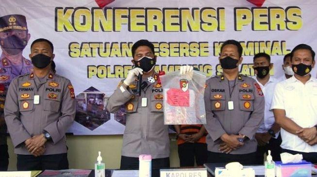 Polisi Bongkar Kasus Pemalsuan Surat Tes Antigen di Pelabuhan Bakauheni