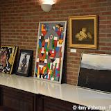 Tentoonstelling Barmhartigheid op Doek in Bonifatiuskerk Nieuwe Pekela - Foto's Harry Wolterman