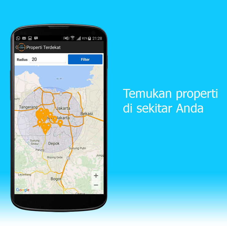Nirwana Property- screenshot