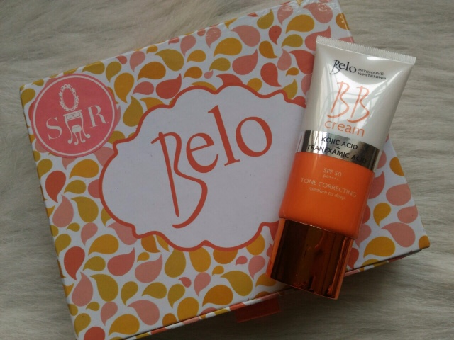 Belo Intensive Whitening BB Cream