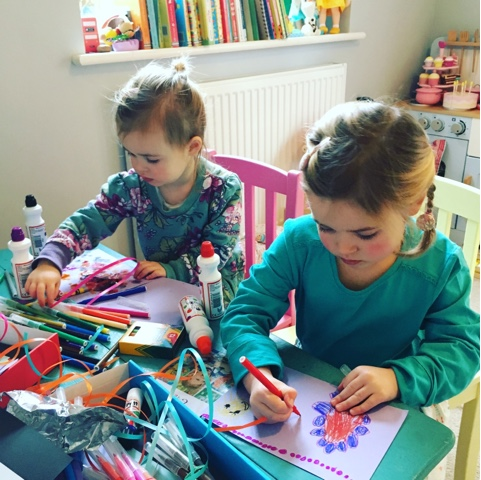 little artists