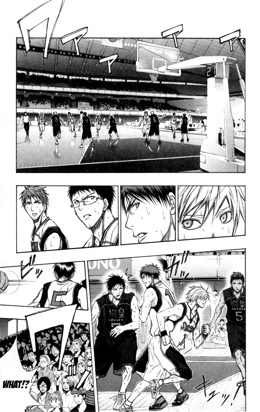 Kuroko no Basket Manga Chapter 119 - Image 4_035