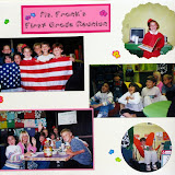 Mrs. Frank's First Grade Renunion