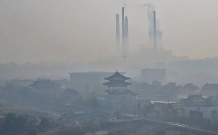 25 μεγάλες πόλεις, σχεδόν όλες στην Κίνα ευθύνονται για πάνω από τις μισές εκπομπές αερίων που προκαλούν υπερθέρμανση του πλανήτη