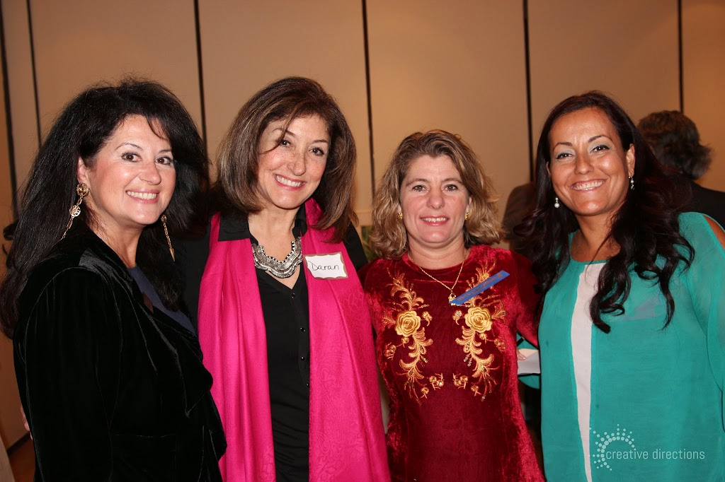 women's wisdom judy foster jan14 luncheon nadie lajoie business women