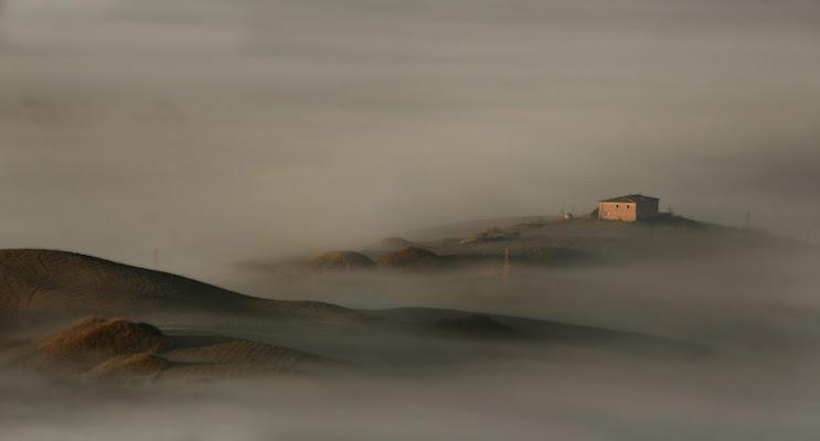 Un mare di nebbia di ottantuno