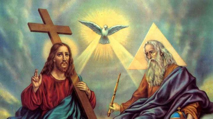 Mầu nhiệm Thiên Chúa Ba Ngôi