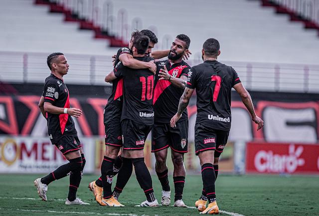 Atlético-GO 5x1 Anápolis: força máxima para conquistar o bi do Goianão