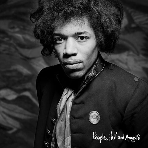 Download - CD Jimi Hendrix – People, Hell and Angels (2013)