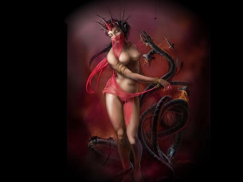 Steel Snakes, Magic Beauties 1