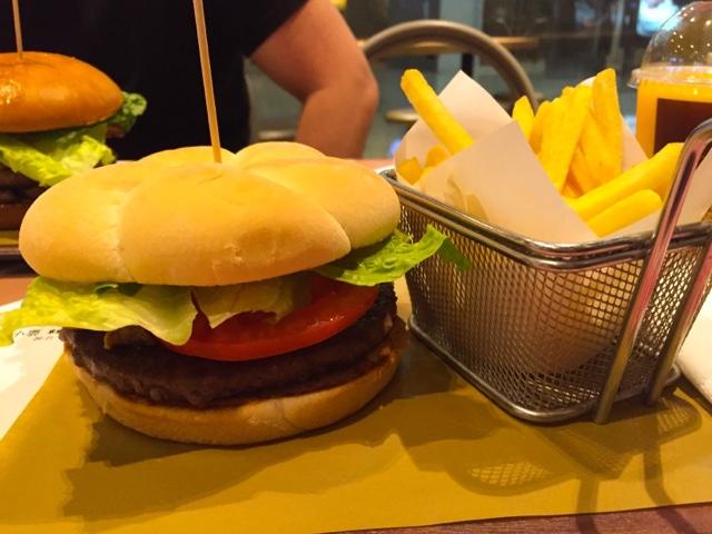 create your taste mcdonalds shanghai food