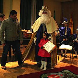Entrega premios Navidad Montijo