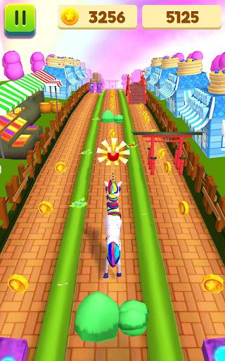 Unicorn Run - Runner Games 2020 filehippodl screenshot 1