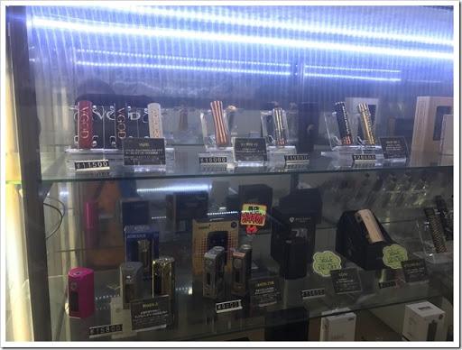 IMG 5533 thumb - 【弾丸訪問?】協力店4店舗をぶらり弾丸訪問してみました!スターターキットからPHANTOM Xまで、とにかくMr.VAPEが今熱いんだぜの巻【前編】