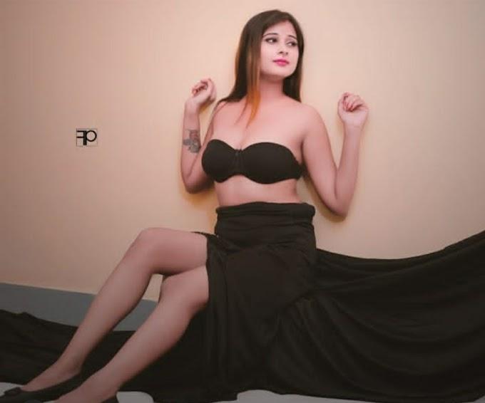 Supermodel Chahat : Part Of Calendar Shoot 2021